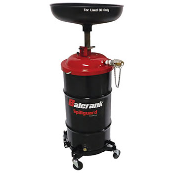 Balcrank Spillguard Used Oil Drains 4110 026 4110 027